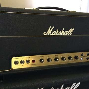 Marshall 1972 X 50 watt Plexi head